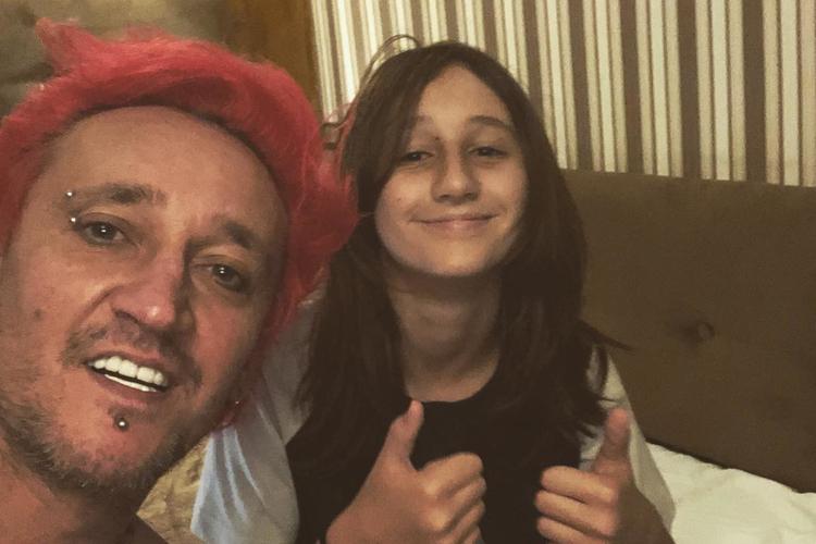 13-letnia córka Wiśniewskiego przeszła spektakularną metamorfozę. Efekty odbierają mowę