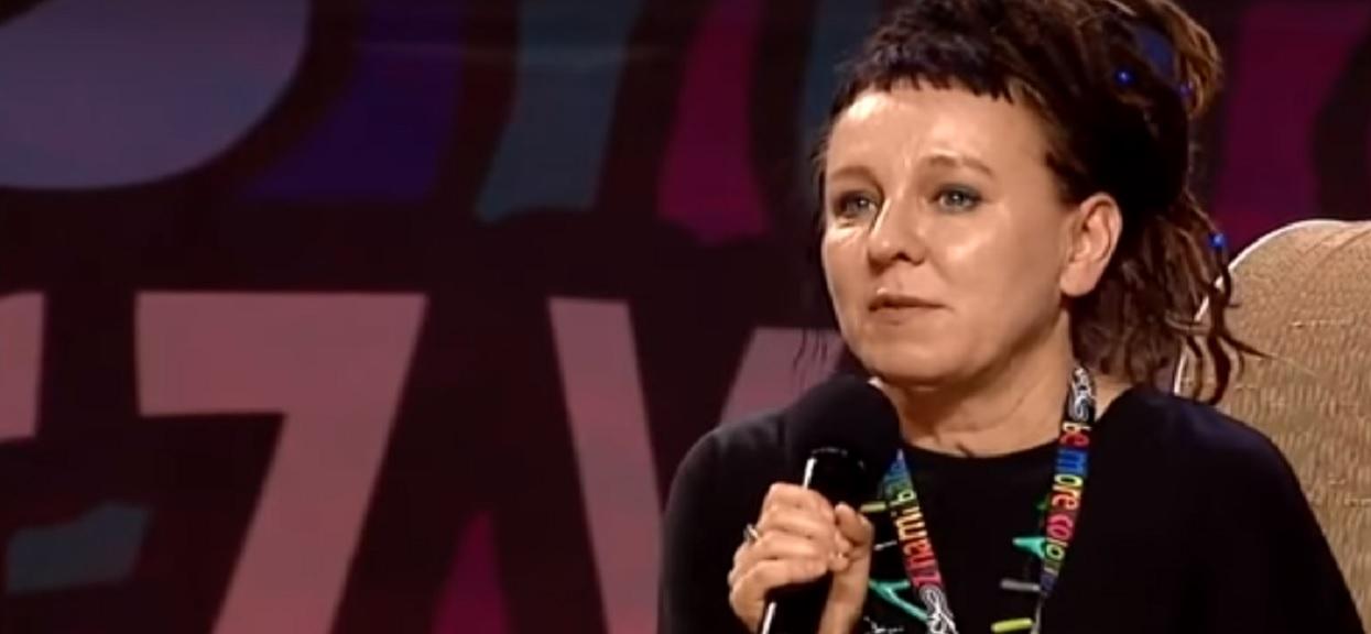 Tokarczuk przyznała, że nie ochrzciła syna. Wcale tego nie żałuje