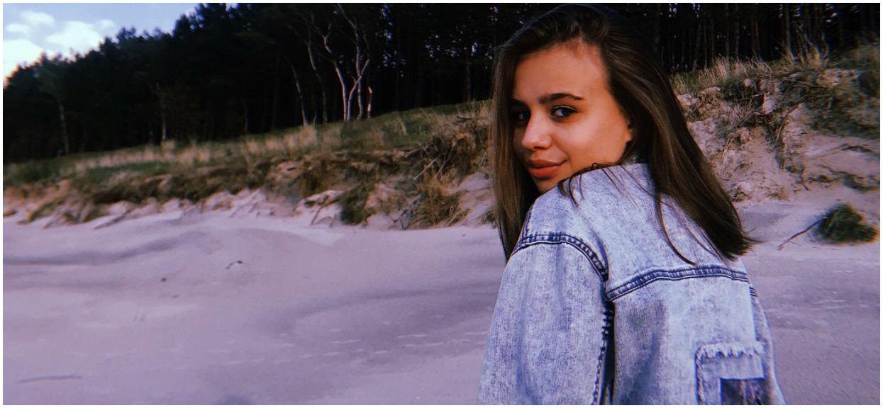 Oliwia Bieniuk w topie odsłaniającym brzuch. Zdjęcie nastolatki podbija sieć