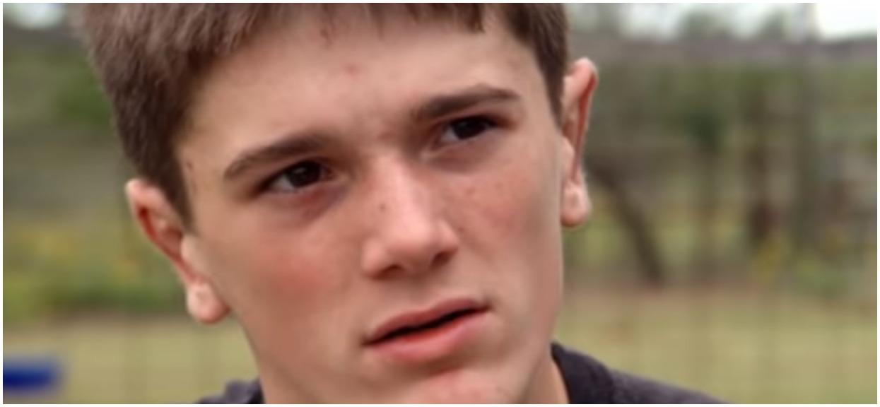 Miał 9 miesięcy, kiedy jego tata został zabity. 15 lat później ktoś puka do drzwi, tego co ujrzał nie zapomni nigdy