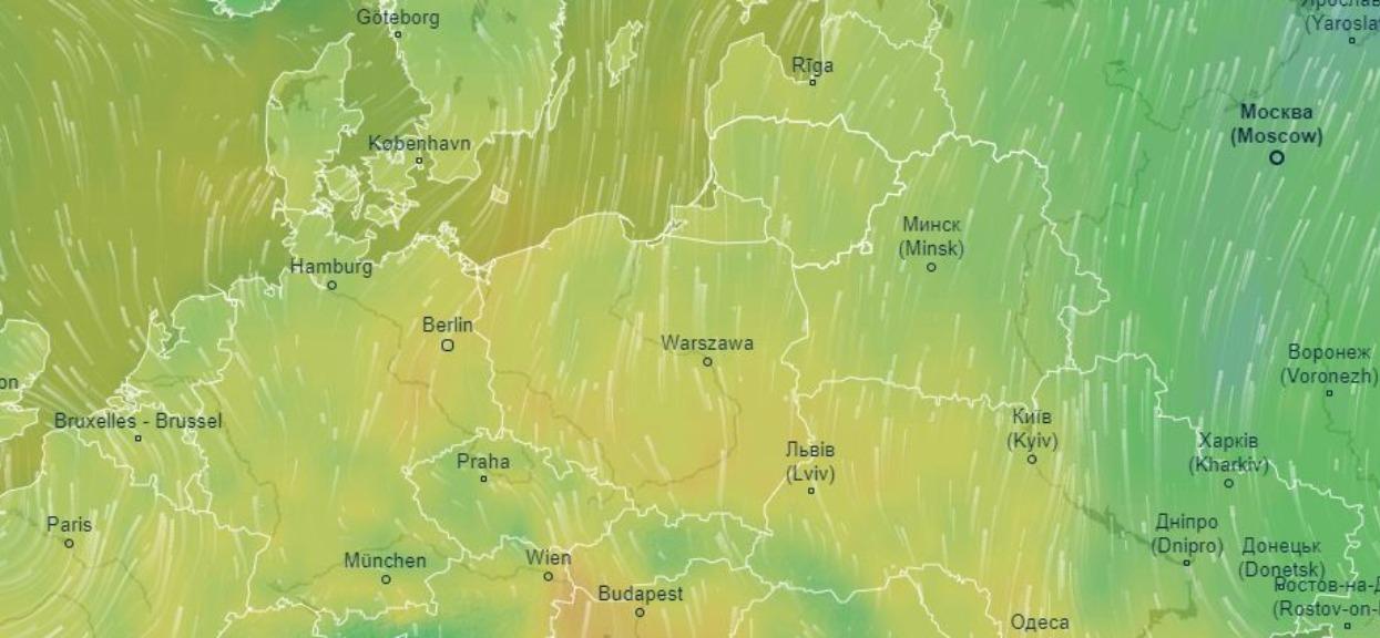 """Już za chwilę pogoda zwariuje, czegoś takiego nikt się nie spodziewał. Nad Polskę nadciąga """"biskajskie ciepło"""""""