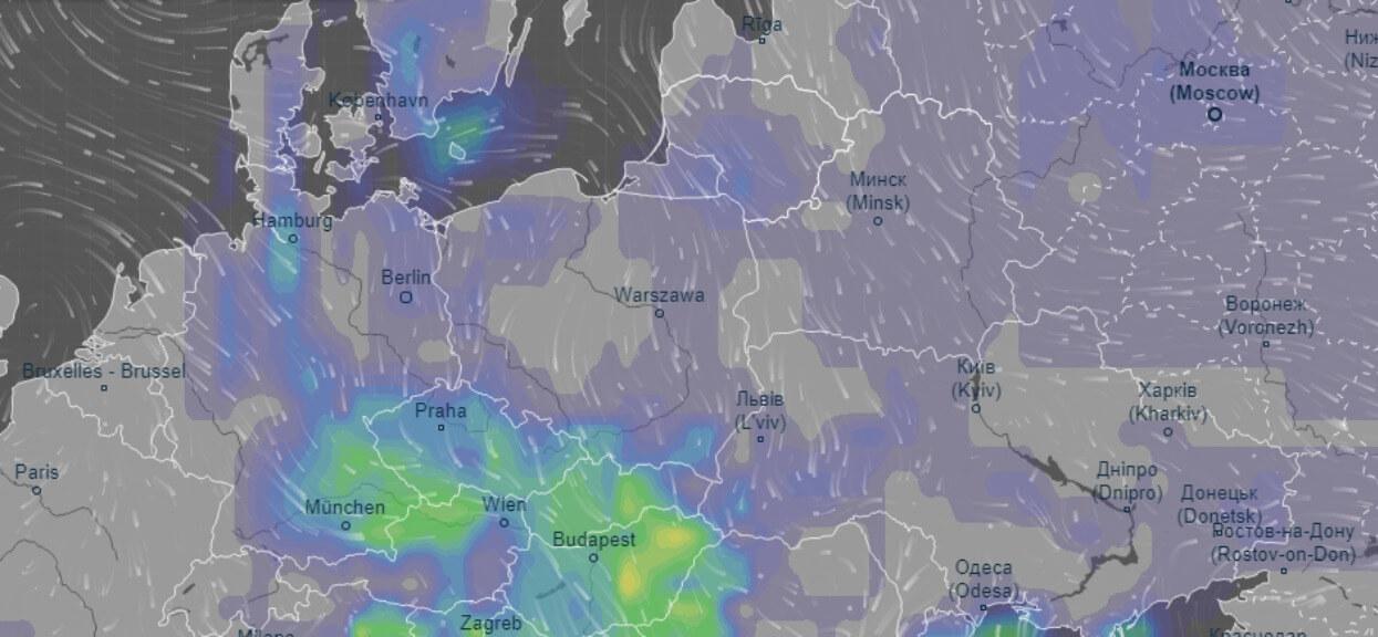 Zaczyna się. W Polskę lada moment uderzy gigantyczna fala zimna