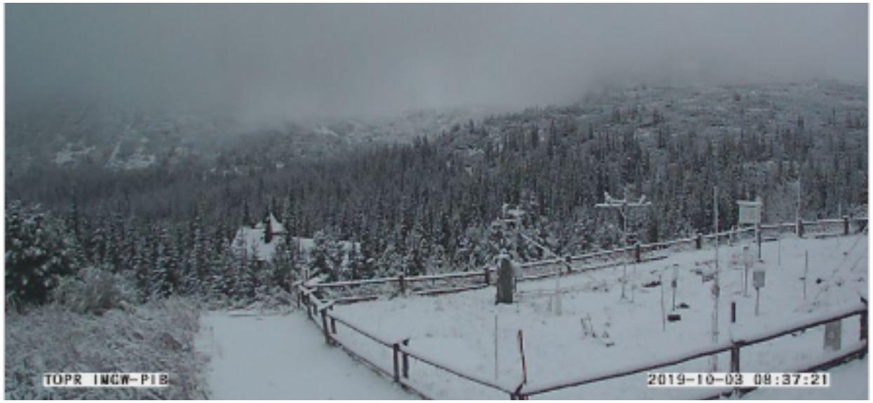 Zima wróciła. Tyle śniegu na południu Polski w tym sezonie jeszcze nie było
