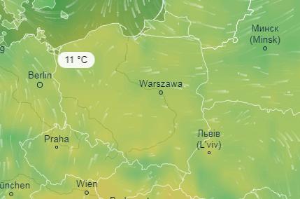 Lodowaty strumień z północnej Syberii za chwilę rozleje się nad Polską. Wielka zmiana temperatury