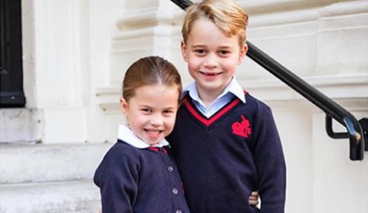 Przypadkiem nagrano córkę księżnej Kate w oknie. Ten widok pokazuje całą prawdę o prywatnym życiu rodziny królewskiej, ciężko ukryć emocje