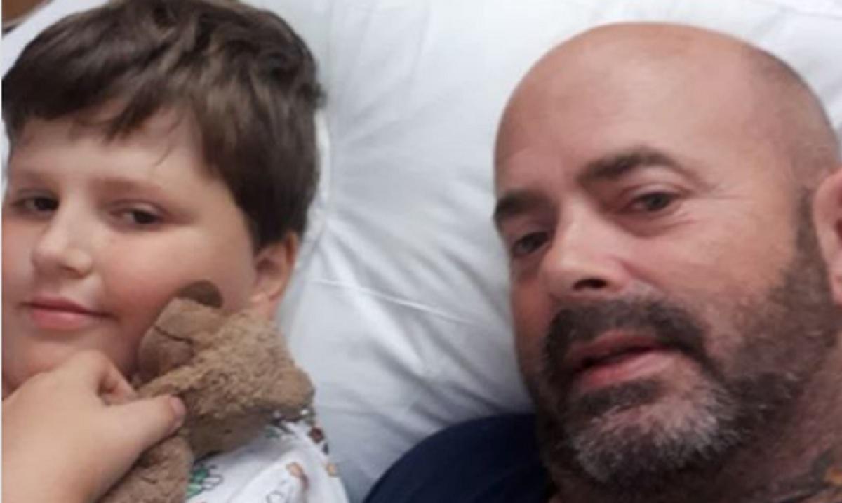 8-latek w tajemnicy przed tatą i mamą przed operacją poprosił lekarza o 1 rzecz. Niespotykane