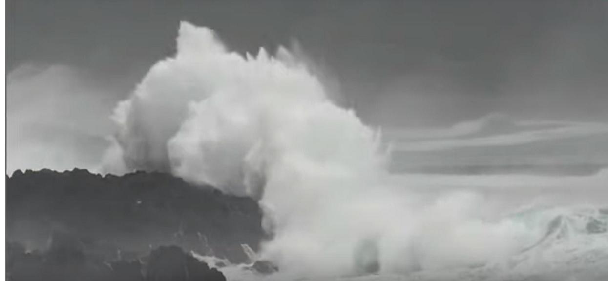 Czerwone alarmy i odwołane loty. Meteorolodzy ostrzegają, supertajfun Hagibis uderzy z mocą 300 km/h w Japonię