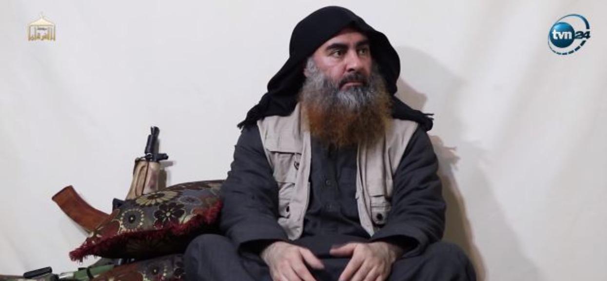 Najbardziej niebezpieczny człowiek na świecie nie żyje. Media donoszą o strasznej śmierci lidera ISIS
