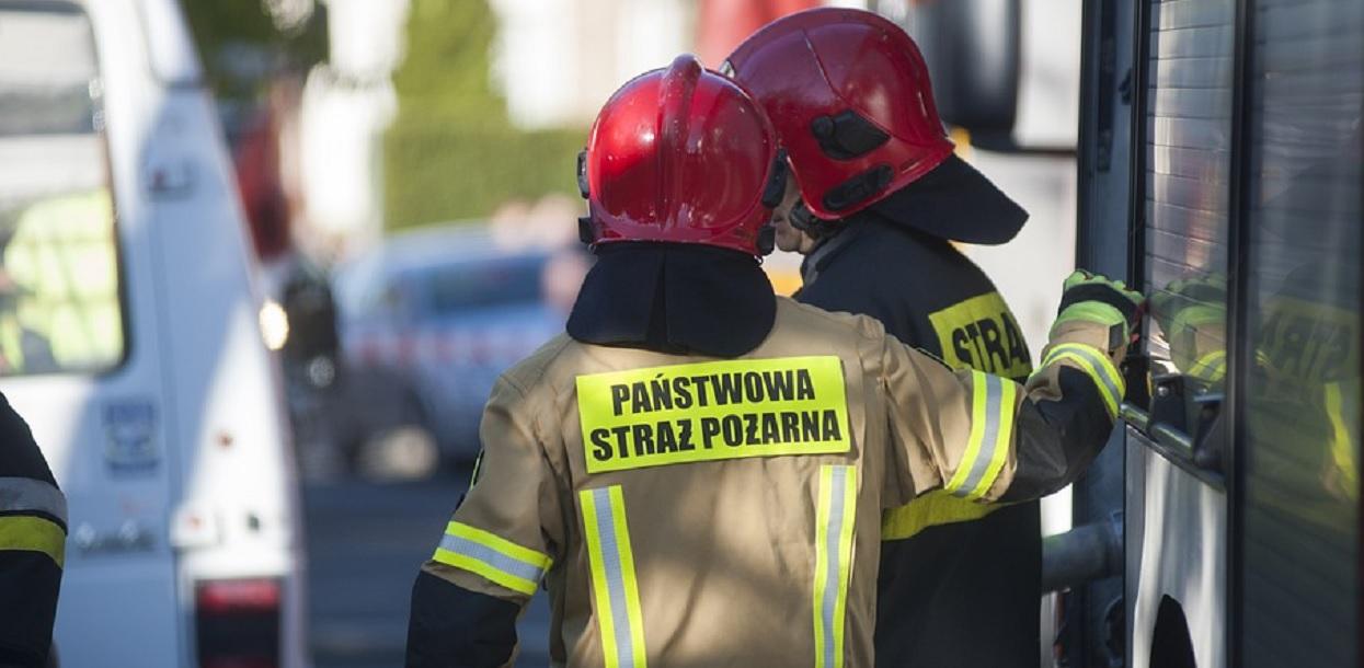 Straszne doniesienia z Wojkowic. W momencie ogromnej eksplozji budynku w środku mogły być rodziny z dziećmi