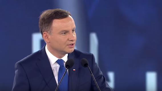 Andrzej Duda może martwić się o ojca