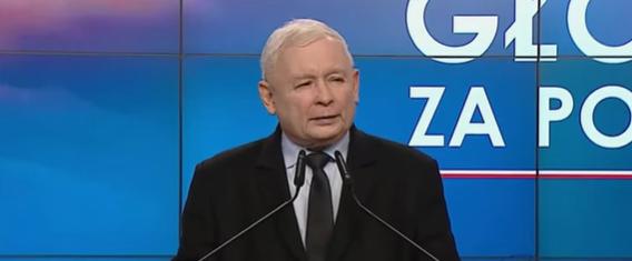 Jarosław Kaczyński minister