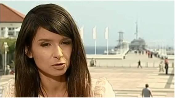 Marta Kaczyńska podnosi alarm.