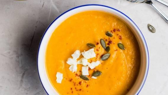 Zupa pomoże poradzić sobie z jesienną aurą