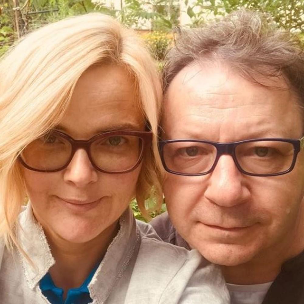 Zbigniew Zamachowski trafił do szpitala. Żona gwiazdora Monika jest przy mężu