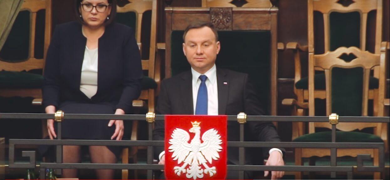 Odmówił spotkania z Andrzejem Dudą i jeszcze publicznie go upokorzył. Wizytę w Holandii prezydent zapamięta na długo