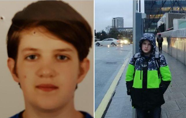 Polska policja właśnie uruchomiła tryb alarmowy. Błaga o pomoc w poszukiwaniach 13-letniego chłopca
