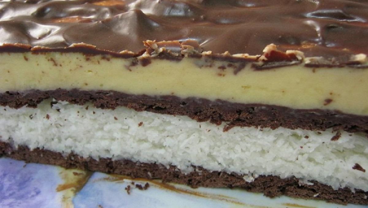Jeśli szybko chcesz zrobić ciasto, pokochasz ten przepis. Prawdziwe niebo w gębie bez pieczenia!