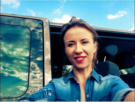 Poznali się na planie. Mąż Katarzyny Ankudowicz zostanie ojcem, fani wniebowzięci