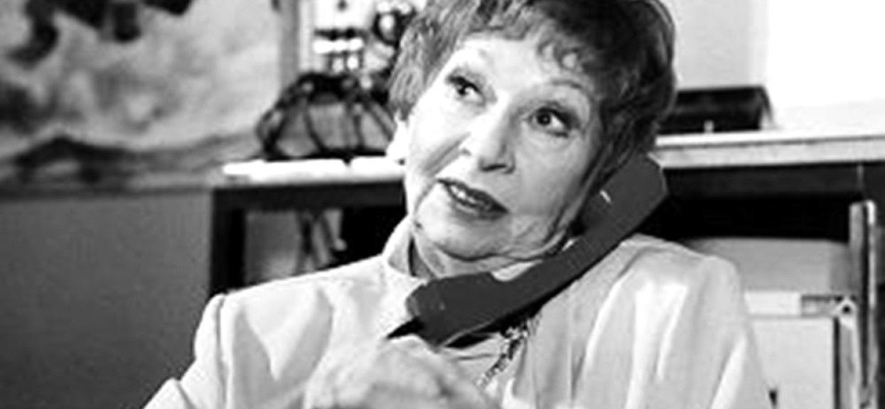 Irenę Kwiatkowską pokochaliśmy za kultowe seriale. Tak dziś, we Wszystkich Świętych, wygląda jej grób
