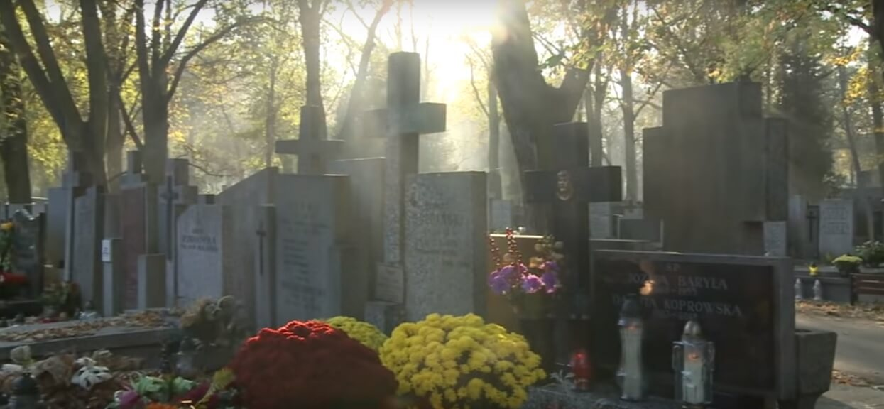 Małgorzata odwiedziła grób swojego 6-letniego syna. Nagle zauważyła coś, od czego z wściekłości zalała ją krew