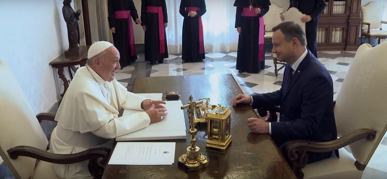 Wiemy, co papież Franciszek napisał w liście do Andrzeja Dudy. Prezydent nie mógł się tego spodziewać
