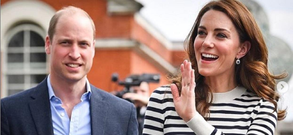 Brytyjskie media przekazały wspaniałą wiadomość, Księżna Kate jest w 4. ciąży! Ujawniono, ile zostało do porodu