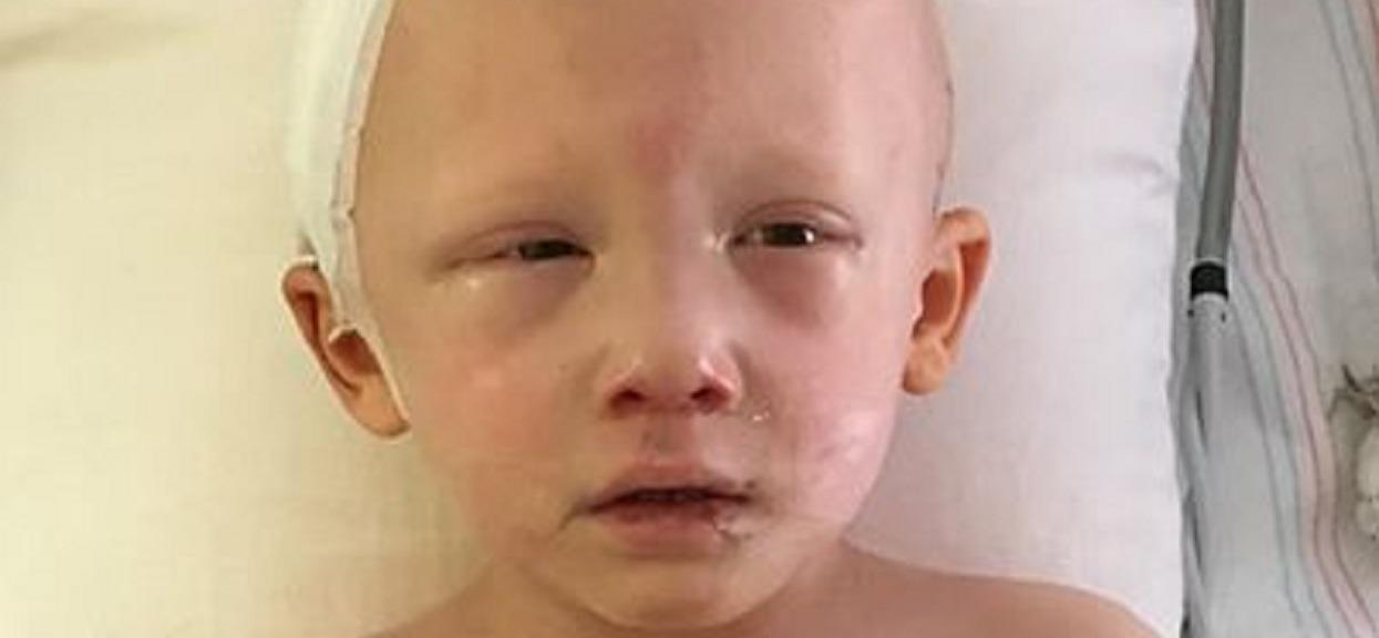Jej 4-letni syn wybudził się na chwilę ze śpiączki, by powiedzieć jej bardzo ważną rzecz. Jego ostatnie słowa łamią serce