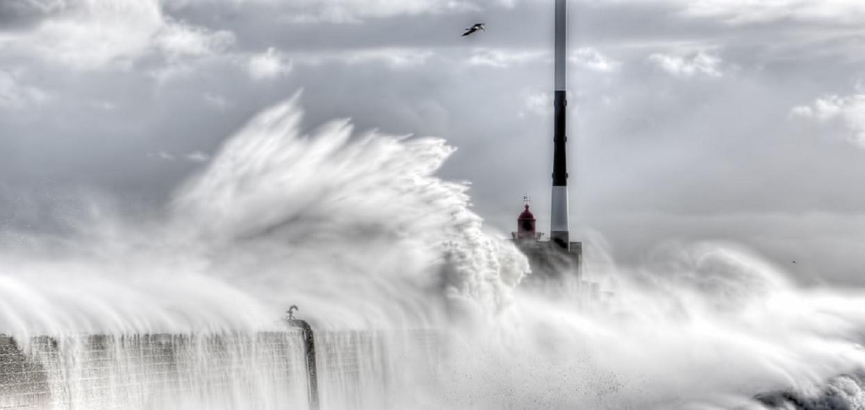 Naukowcy ostrzegają, że północna część Polski jest zagrożona zatopieniem. Setki tysięcy Polaków mogą stracić domy