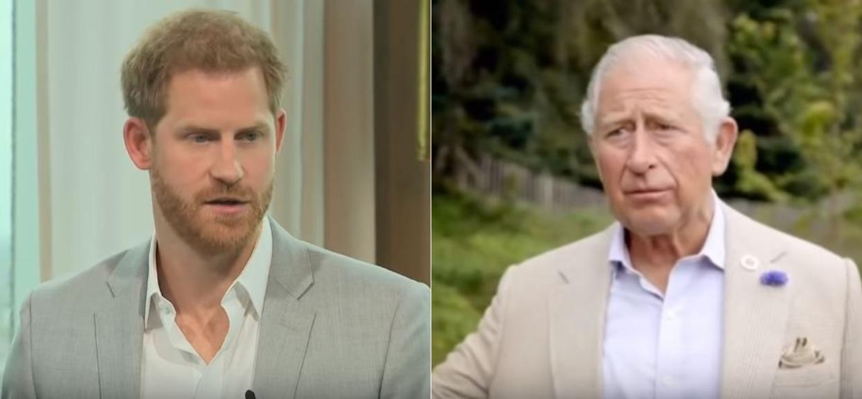 Nieprawdopodobne doniesienia mediów. Książę Harry nie jest synem księcia Karola