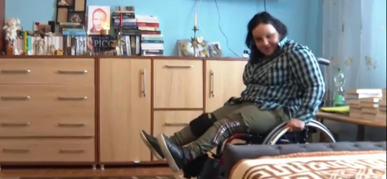 Niepełnosprawna pani Alicja została upokorzona przez urzędników. Odmówiono jej mieszkania, bo nie chciała żyć z zasiłku