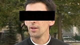 Ksiądz Mariusz W. przyznał się do molestowania dzieci. Ofiary miały od 9 do 12 lat