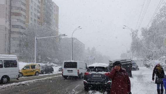 Prognoza pogody, sroga zima
