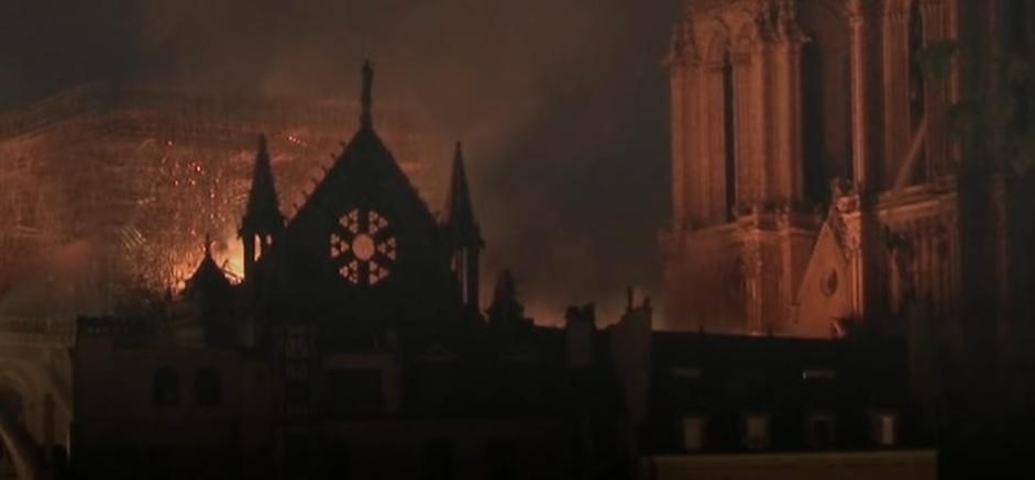 Tragiczne doniesienia o katedrze Notre Dame, zniknie na zawsze. Akcja ratowania budowli wisi na włosku