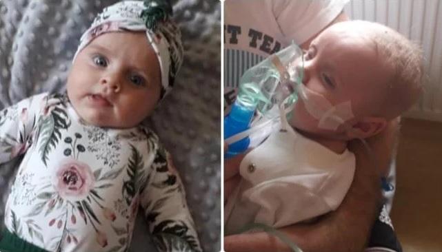 6-miesięczna Lilianka miała gorączkę. Kilka chwil później umierała we męczarniach, dramatyczny apel rodziców