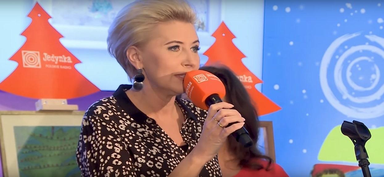Żona serialowego Janosika spotkała się z Agatą Dudą. Uderzył ją jeden szczegół, była zaskoczona