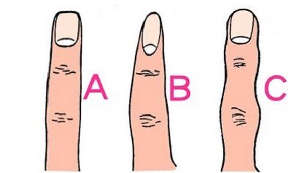 Co mówi o Tobie kształt małego palca? Będziesz zdumiony, jakie cechy ujawnia, nawet te, do których w życiu się nie przyznasz