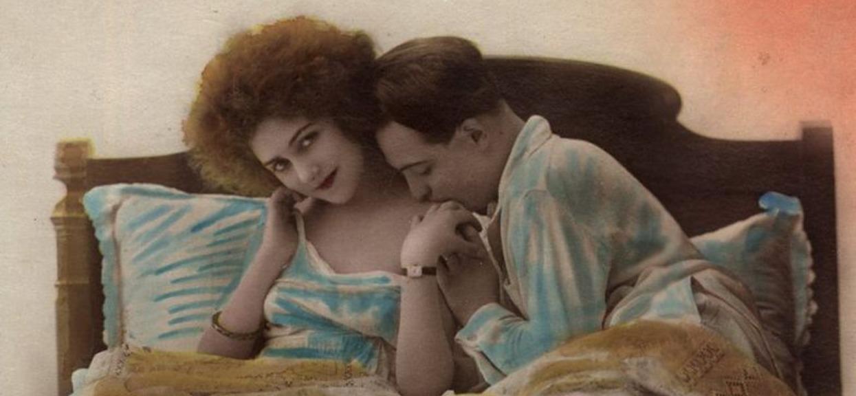 200 lat temu mężowie robili żonom niewyobrażalne rzeczy podczas stosunków. Myśleli, że powstrzymają ciążę