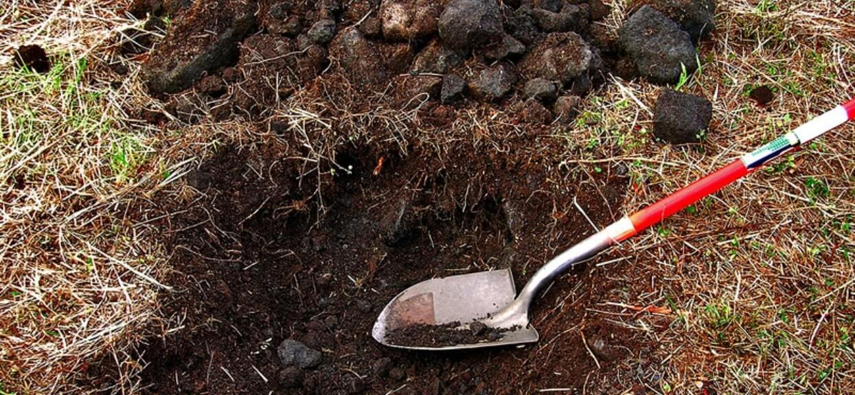 Zrozpaczeni rodzice kopali grób dla swojego dziecka. Nagle w ziemi natrafili na wazę, z której usłyszeli przeraźliwy płacz