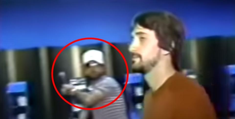 Ojciec zabił gwałciciela swojego syna na oczach telewidzów. Wstrząsające nagranie