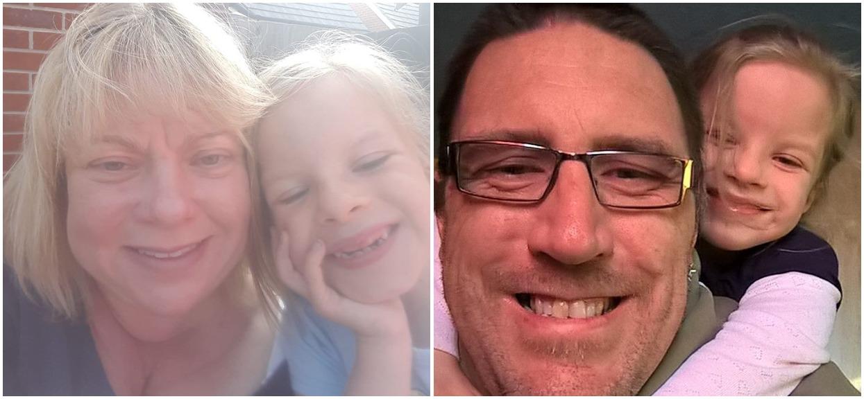 Zostawiła męża z 6-letnią córką i poszła do pracy. Wróciła i ujrzała straszny widok, już nigdy nie przestanie cierpieć