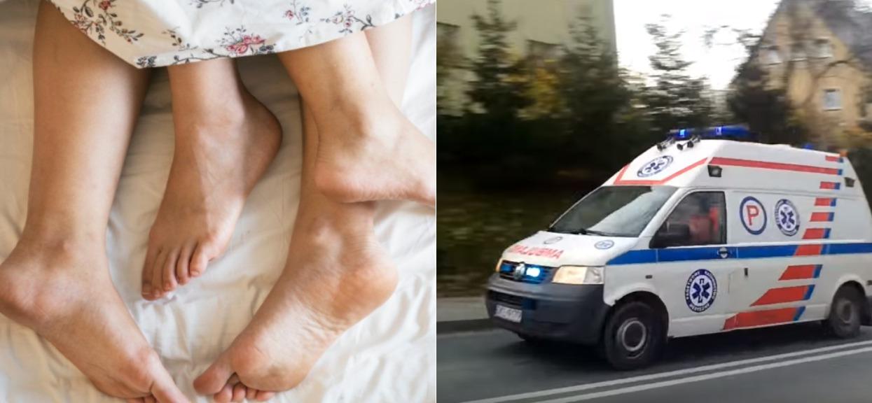 Wrócił do domu i zobaczył żonę w łóżku ze swoim przyjacielem. Ukarał go tak, że już lepsza jest śmierć