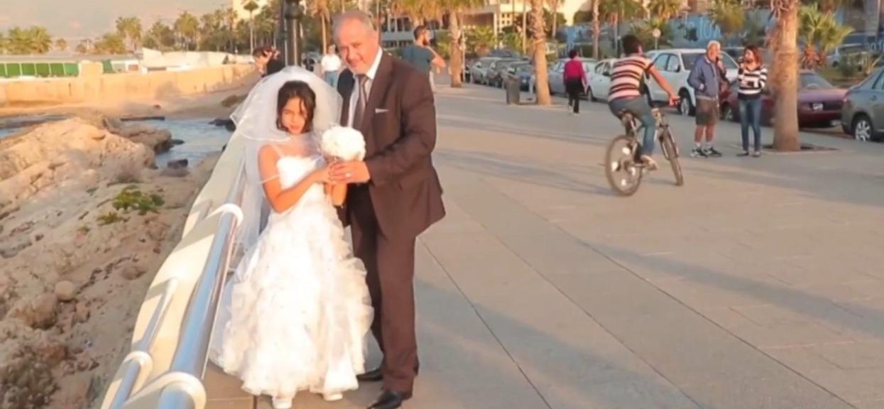 Ślub 80-latka z 12-latką