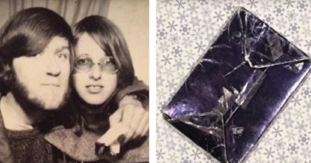 Był rok 1971, kiedy dostał od ukochanej prezent. Do dziś go nie otworzył, powód jest niezwykle przygnębiający