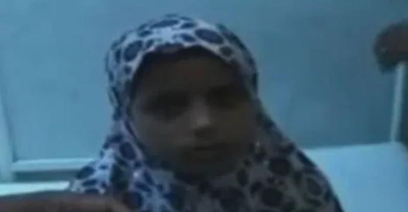 Mieszkańcy dowiedzieli czym zamiast łez płacze dziewczynka. Unikają jej jak ognia