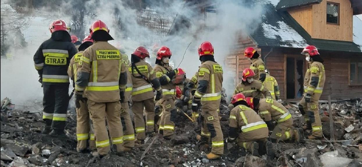 Wiadomo, jak dokładnie doszło do śmierci 8 osób w Szczyrku. Na chwilę przed wybuchem wydarzyła się rzecz, która przesądziła o tragedii