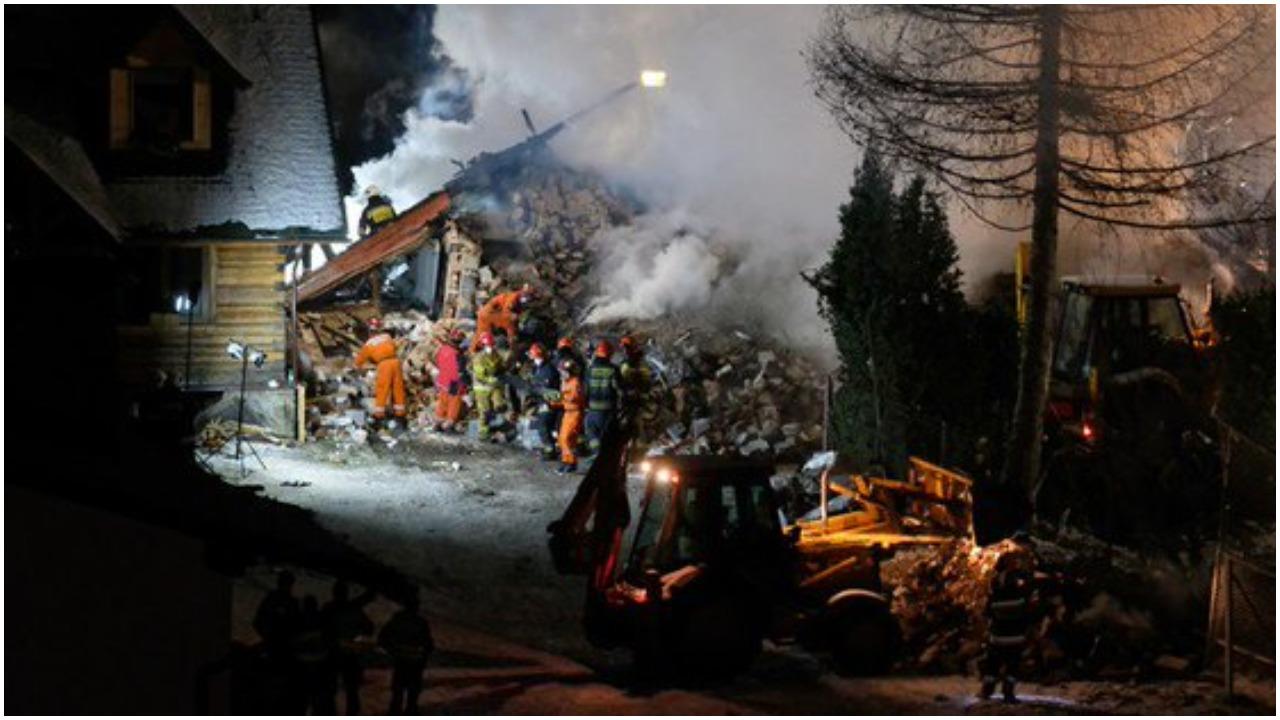 W wybuchu w Szczyrku straciła 8-letniego synka i wszystko co miała. Nowe informacje dot. tragedii zwalają z nóg