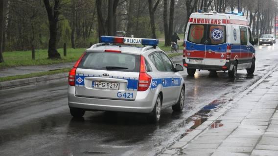 Polsat informuje o potrąceniu kobiety