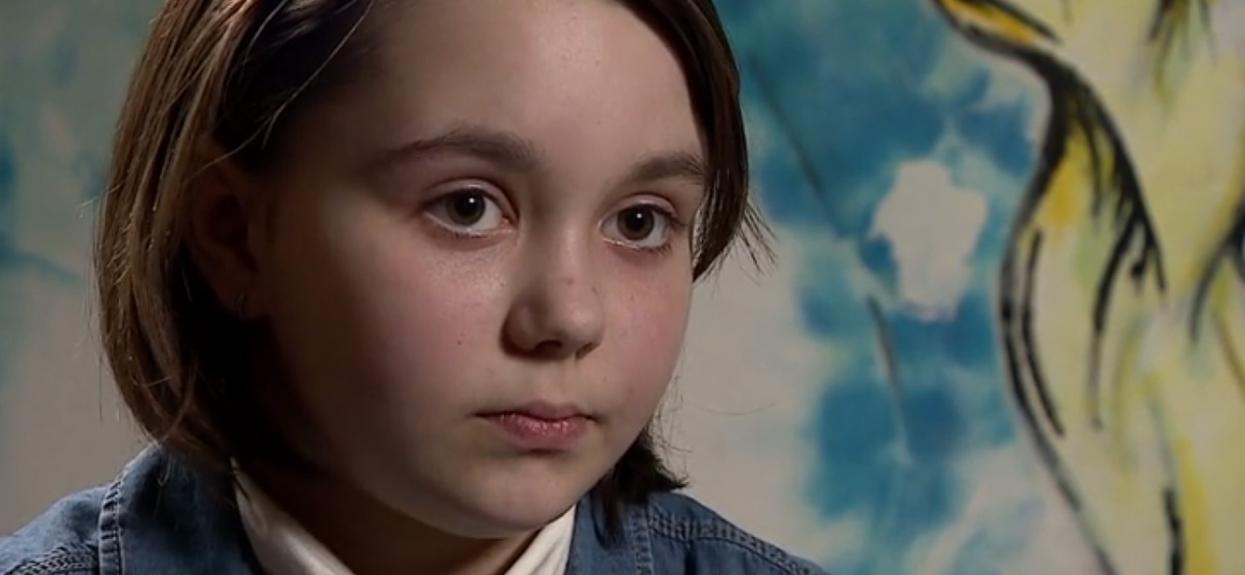 10-letnia Julka straciła ojca. Po jego śmierci wydarzył się kolejny dramat