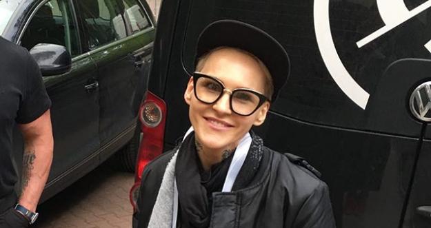 Agnieszka Chylińska zaszalała z włosami. Czegoś takiego jeszcze nie miała na głowie, ledwo można ją rozpoznać