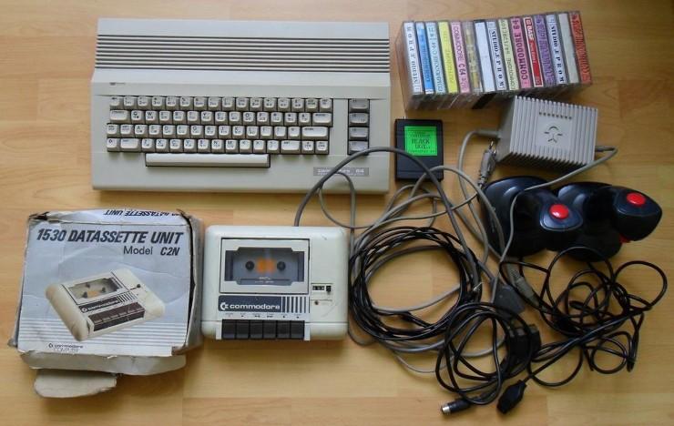 Commodore 64 - komputer mojej młodości